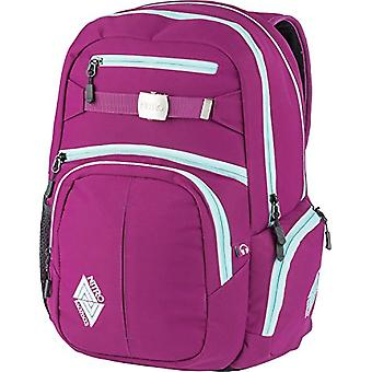 Nitro Snowboards 2018 Casual Backpack, 52 cm, 37 liters, Pink (Grateful Pink)