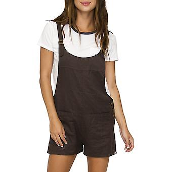 Element Sasha Cargo Shorts in Off Black