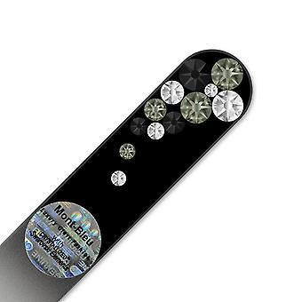 Mini Nagelfeile BB-S - Schwarzer Diamant