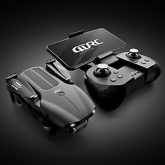 F9 GPS Drone 6K Double HD Caméra Aérienne Photographie Brushless Moteur pliable Quadcopter pliable| RC Quadcopter