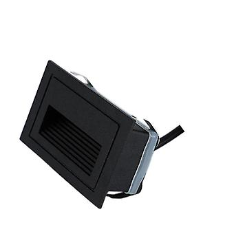 Outdoor Led Stair Step Light, Waterproof, Wall Embedded Underground Lamp