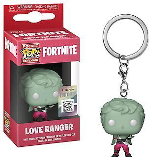 Love Ranger (Fortnite) Funko Pop! Keychain