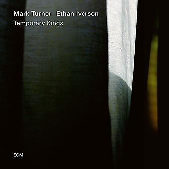 Mark Turner & Ethan Iverson - Temporary Kings Vinyl