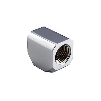 Phanteks T-splitter-adapter G1/4 - Chrome