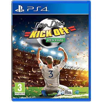 Dino Dini's Kick Off Revival PS4 Game