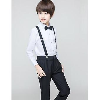 Jungen formelle Anzüge, einreihige Babykleidung