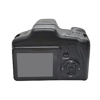 Digital slr camera 16mp hd 1080p video camcorder 2.4'' handheld digital camera slr 16x digital zoom camera dv support tv output