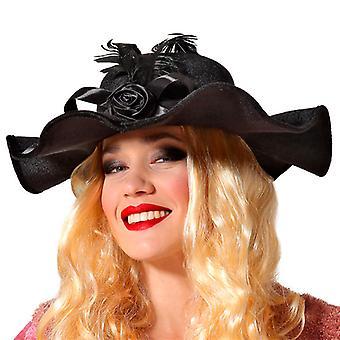 قبعة 1920 الأسود
