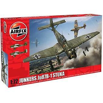 Airfix Junkers Ju87 B-1 Stuka Mallisarja