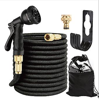 Flexible Water Hose With Powerful Nozzle Spray, Car Wash Hose With Good Pressure