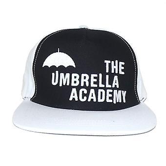The Umbrella Academy Logo Snapback Cap