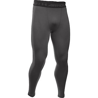 Under Armour HeatGear Armour Compression Baselayer Leggings Tight Charcoal