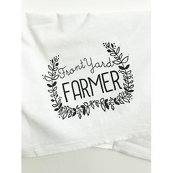 Kitchen towels front yard farmers cotton kitchen towel