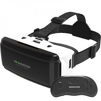 Vrshinecon G06 Vr Headset For Phone Virtual Reality Goggles(G06 B01)