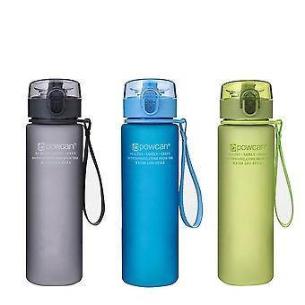 الأطفال الرياضة زجاجة مياه في الهواء الطلق كأس الشرب تسرب زجاجات المياه دليل