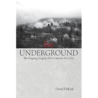 Brand ondergronds