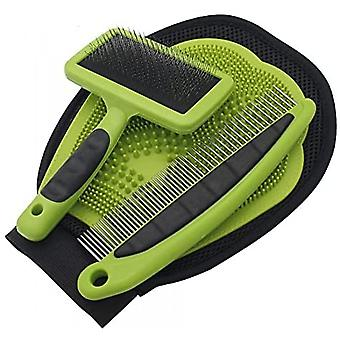 Pet Cleaning And Grooming Comb Set