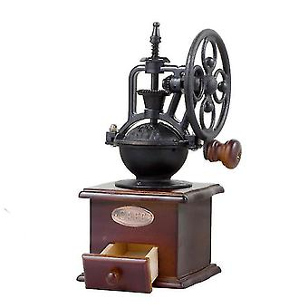 Coffee grinders retro adjustable coarseness manual coffee grinder