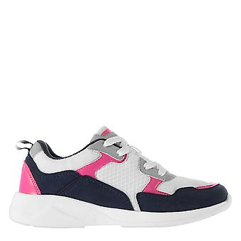 Fabric Kids Unisex Corso Trainers Sneakers Sports Shoes Runners Running Padded