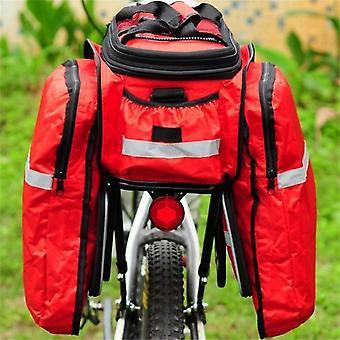 Bicycle Tailstock Bag Bicycle Bag Bande réfléchissante Camel Bag Équipement de cyclisme