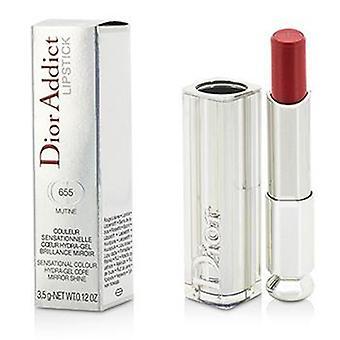 Christian Dior Dior Addict Hydra Gel Core specchio brillare rossetto - #655 Mutine - 3.5g/0.12oz
