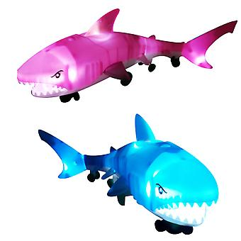 Soft Plastic Realistic Shark Toy Set, zabawki sensoryczne dla dzieci i urodziny dla dzieci