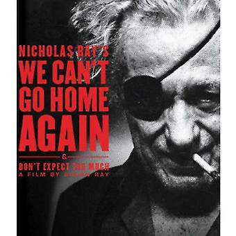We Can't Go Home Again [BLU-RAY] USA import