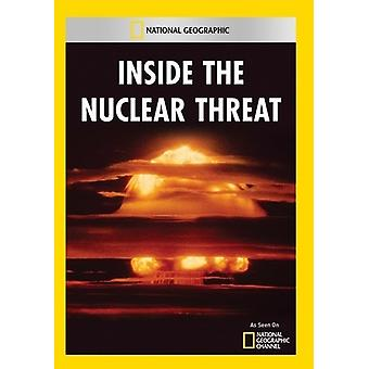 Inside the Nuclear Threat [DVD] USA import