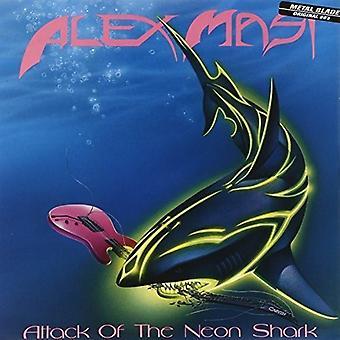 Alex Masi - Attack of the Neon Shark [Vinyl] USA import
