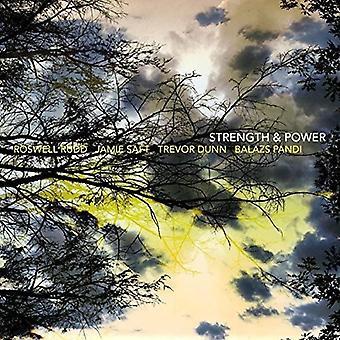 Rudd, Roswell / Saft, Jamie / Dunn, Trevor / Pandi, Balazs - Strength & Power [Vinyl] USA import