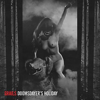 Grails - Doomsdayer's Holiday [CD] USA import