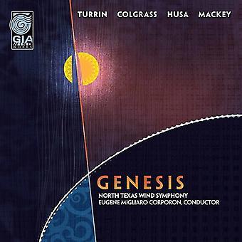 Corporon: North Texas Win - Genesis [CD] USA import