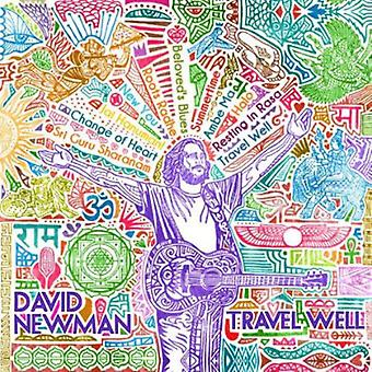 David Newman - Travel Well [CD] USA import