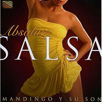 Mandingo Y Su Son - Salsa absoluta [CD] USA importar
