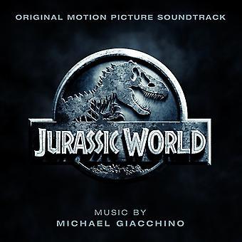 Michael Giacchino - Jurassic World / O.S.T. [CD] USA import