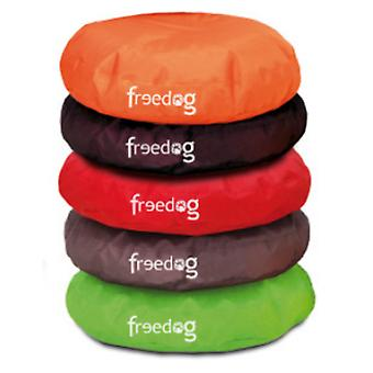 Freedog Chocolate Puff Curve (Dogs , Bedding , Matresses and Cushions)
