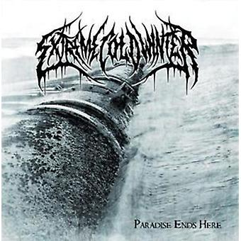 Extreme Cold Winter - Paradise Ends Here [CD] USA import