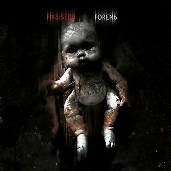 Fix8:Sed8 - Foren6 [CD] USA import