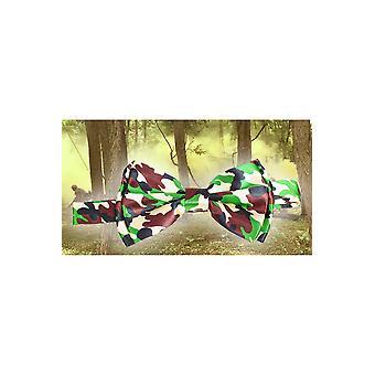 弓し、蝶ネクタイ軍迷彩の関係