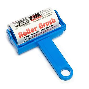 Trident Lint Roller Brush Corn Blue 5m with GHI Award from Caraselle