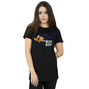 Looney Tunes Damen Road Runner Beep Beep Freund Fit T-Shirt
