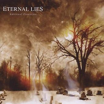 Eternal Lies - Spiritual Deception [CD] USA import