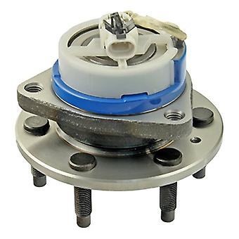 ACDelco 513198 Advantage Front Wheel Hub and Bearing Assembly with Wheel Speed Sensor and Wheel Studs