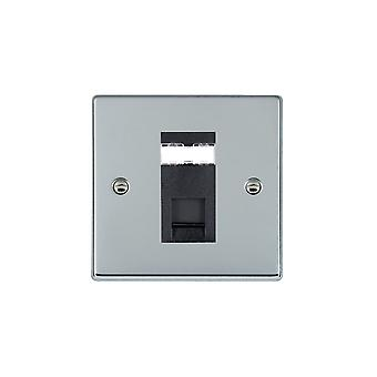 Hamilton Litestat Hartland Bright Chrome 1g RJ12 Outlet-Unshield BL