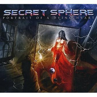 Secret Sphere - Portrait of a Dying Heart [Vinyl] USA import