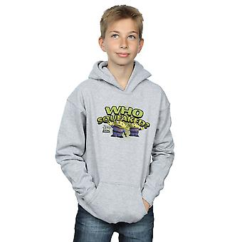 Disney Boys Toy Story Who Squeaked? Hoodie