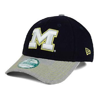 Michigan Wolverines NCAA nieuw tijdperk 9Forty verstelbare hoed