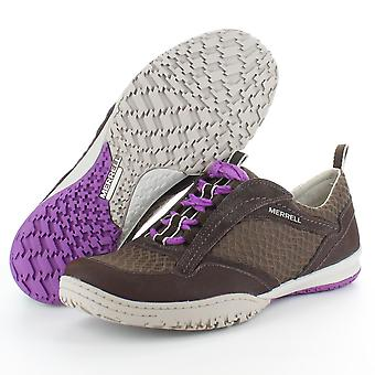 Chaussures Casual respirant marche Merrell dames Albany Rift dentelle