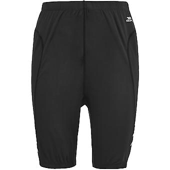 Trespass Mens Crawl Duoskin Next To Skin Lightweight Running Shorts