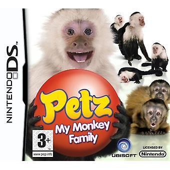 Petz My Monkey Family (Nintendo DS) - Novo